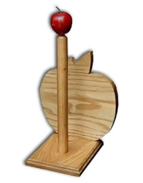 Paper Towel Holder-Apple-large