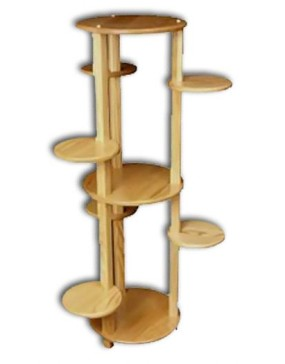 Plant Stand-Multi Tiered,large