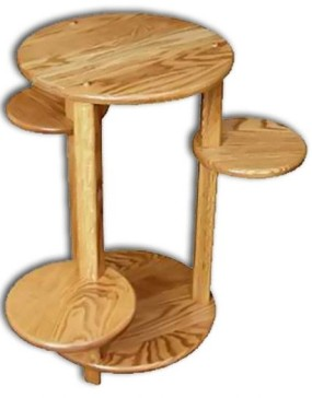 Plant Stand-Multi Tiered,small