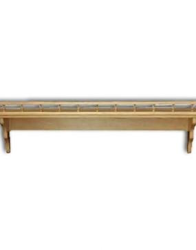 """Shelf,Plain-rail 18"""""""