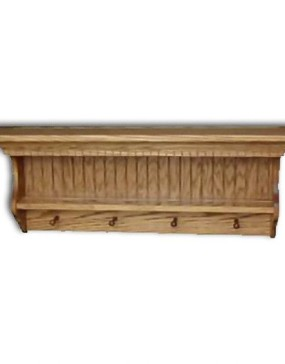 "Shelf,Tavern 48"" oak"