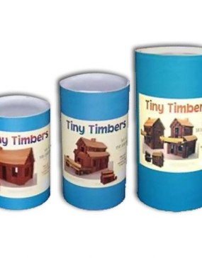 Tiny Timbers Set #2, medium