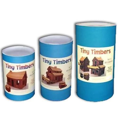 Tiny Timbers Set #2, medium