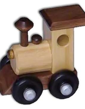 Train Engine-Ash (single)