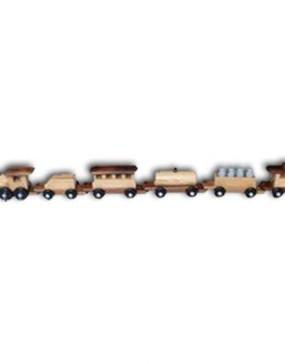 """Train, medium-Ash 34"""" Long"""