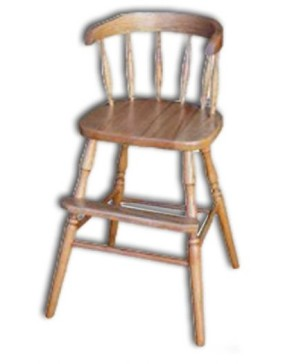 """Youth Chair-wrap around Seat: 21.5""""H"""