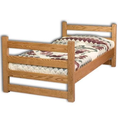 Ladder Bunk Bed
