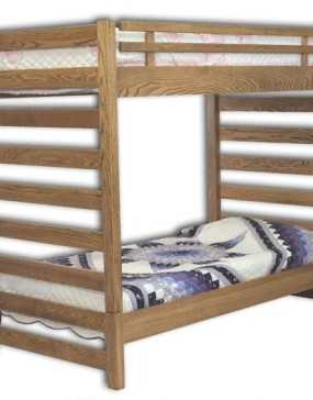 Ladder Loft Bunk Bed