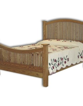 Bow Mission Bed