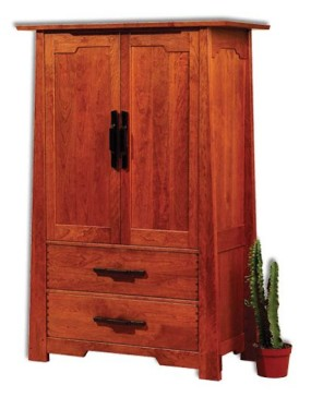 Wind River Armoire