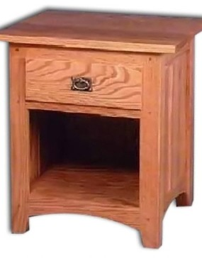 Andy's 1-Drawer Nightstand