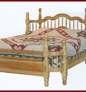 Wrap Around Bed