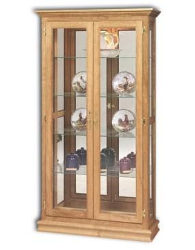 Double Door Picture Frame Curio