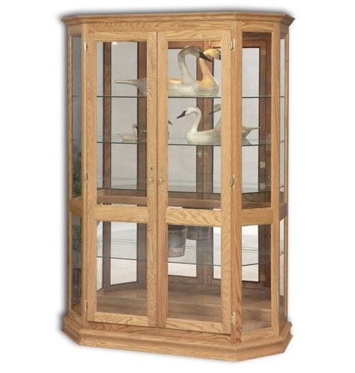 Angled Double Door Picture Frame