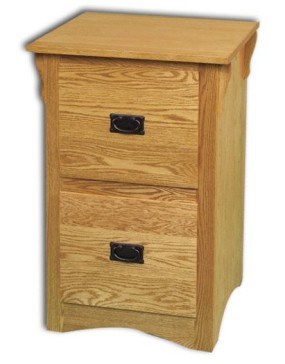 2-Drawer Mission File Cabinet