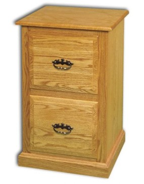 2-Drawer Traditional File Cabinet