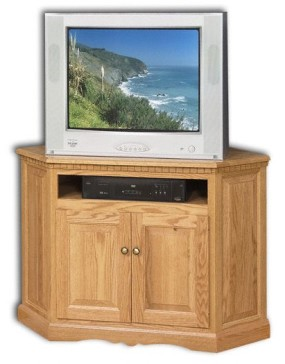 Corner Traditional TV Stand