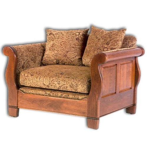 3500 Series Sleigh Chair