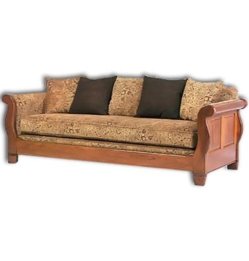 3500 Series Sleigh Sofa