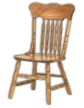 Spring Meadow Pressback Chair