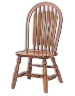 Deep Scoop Bent Paddle Chair