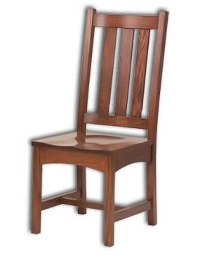 Vintage Mission Chair