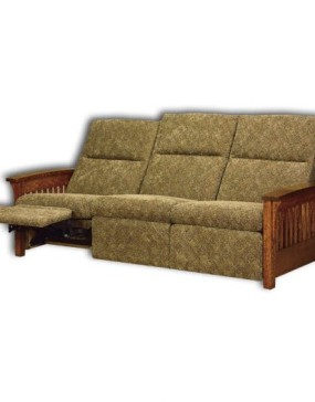Skyline Slat Sofa Recliner