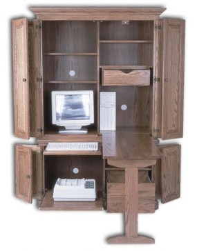 Deluxe 2 PC Computer Center