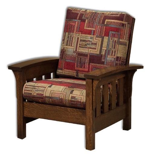 Bow Arm Chair