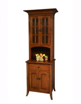 Bunker Hill Mini 2-Door Hutch
