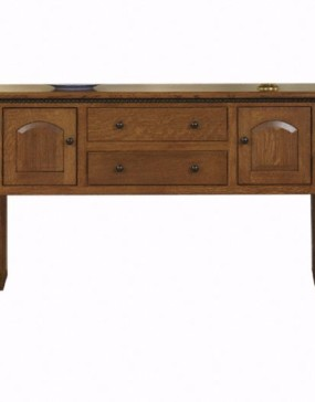 "Bunker Hill 2 Drawer 57"" Sideboard"