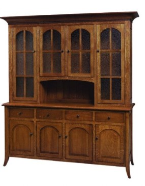 Bunker Hill 4-Door Hutch