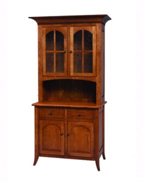 Bunker Hill 2-Door Hutch