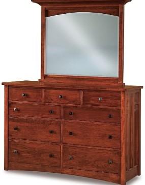 """Kascade 58"""" Dresser"""