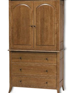 Bunker Hill Armoire