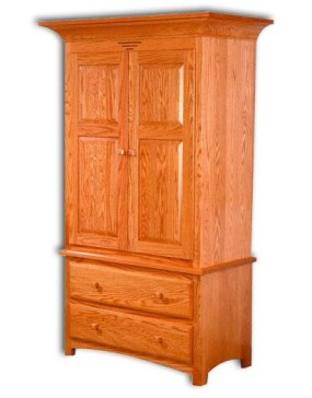 Classic Shaker Armoire
