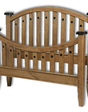 Bunker Hill Slat Bed