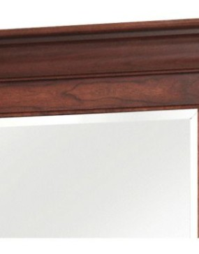 Louis Phillipe 10-Drawer Dresser