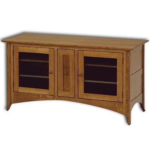 Brookline 54 Plasma T.V. Cabinet - No Drawer