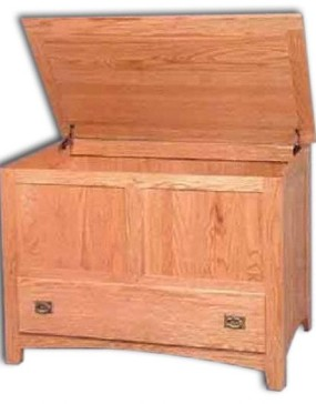Andy's Blanket Chest