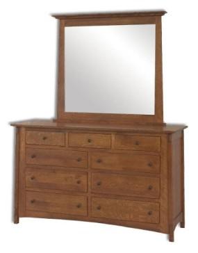 McCoy 9 Drawer Dresser