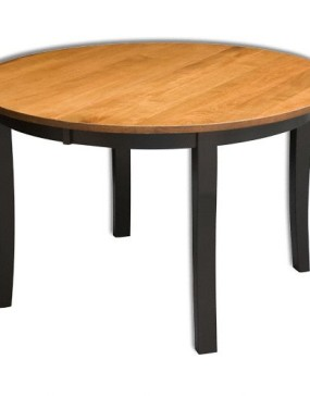 Brady Black Leg Table
