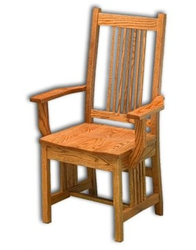 Centennial Mission Chair