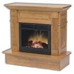 Charleston Electric Fireplace