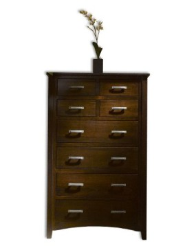 Riverview Mission Chest of Drawers