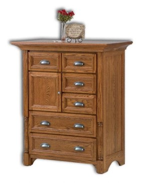 Palisade Chest of Drawers