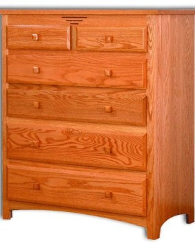 Classic Shaker Chest of Drawer