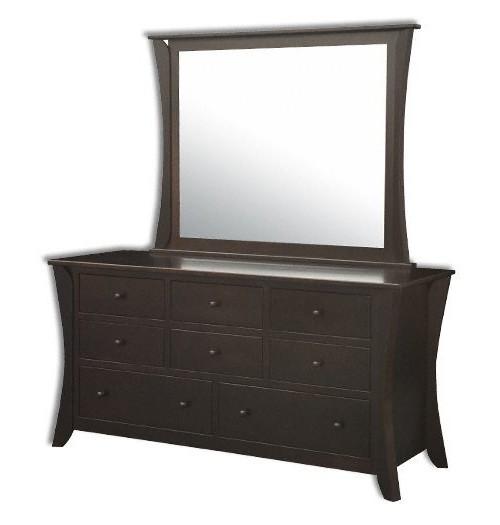 Caledonia 8 Drawer Dresser
