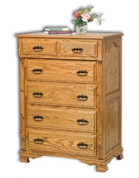 Classic Heritage Small 6-Drawer Chest
