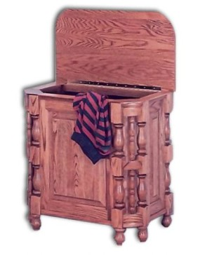 Wraparound Clothes Hamper